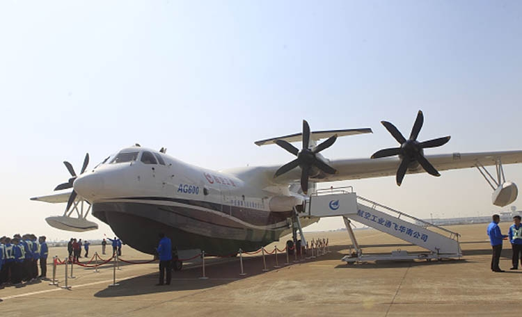 World's largest amphibious aircraft takes off in China | The Asian on small fast planes, small air planes, small land planes, small engine planes, small sport planes, small drone planes, small navy planes, small electric planes, small water planes, small aircraft planes,