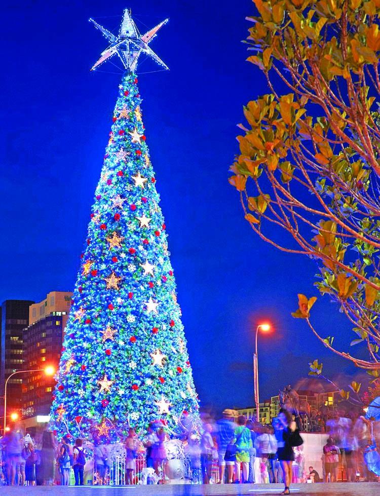 Christmas Tree: The symbol of Christ