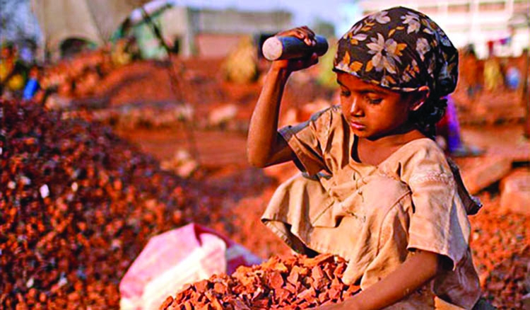 child labour is a curse to Child labor essay (250 words): child labor is a curse on our livesnot all children in india are lucky to enjoy their childhood many of them are forced to work in inhumane conditions.
