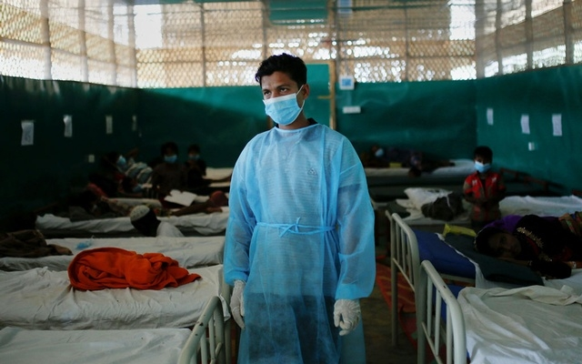 UK doctors to fight disease at Rohingya camp