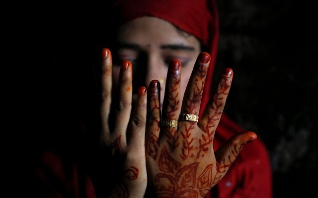 First celebrated wedding in Rohingya refugee camp