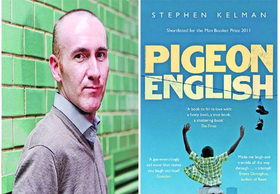 A conversation with Stephen Kelman