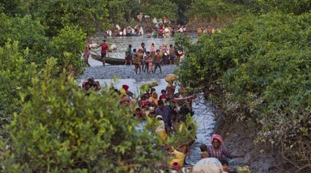 No choice but to fight: Rohingya insurgents