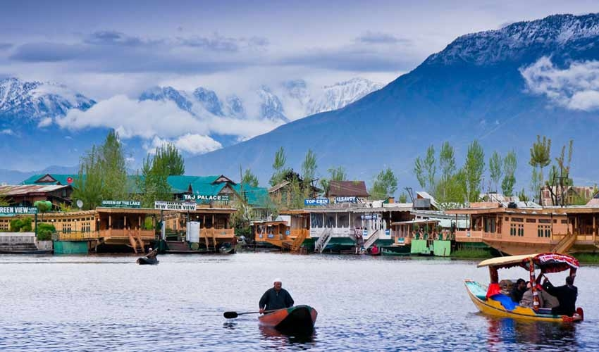 Bangladesh 3rd tourist sending country to Kashmir