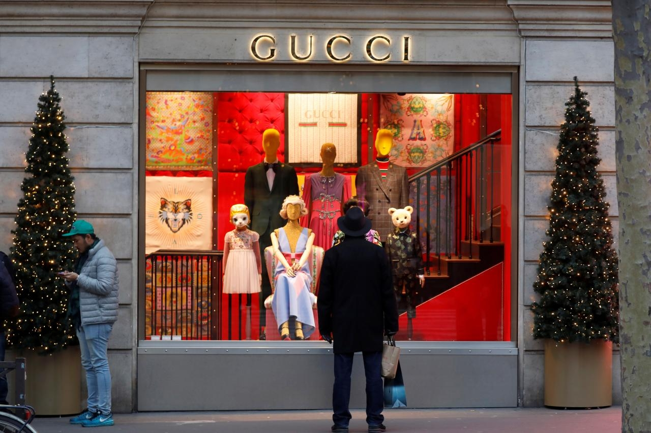 Gucci turns to fine dining