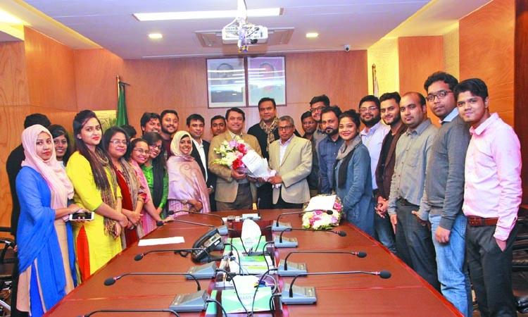 Almas Kabir BASIS new president
