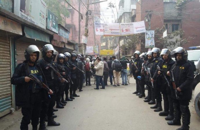 Three killed at Nakhalpara 'militant den'