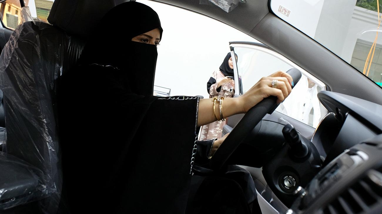 Saudi women to enter stadiums for first time to watch soccer