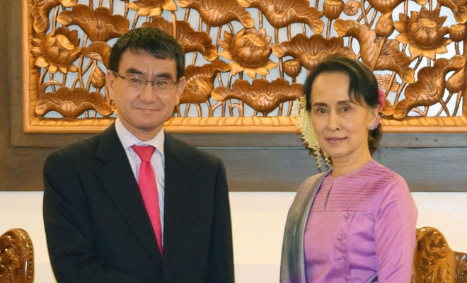 Japan to provide $3 million to Myanmar for Rohingya return