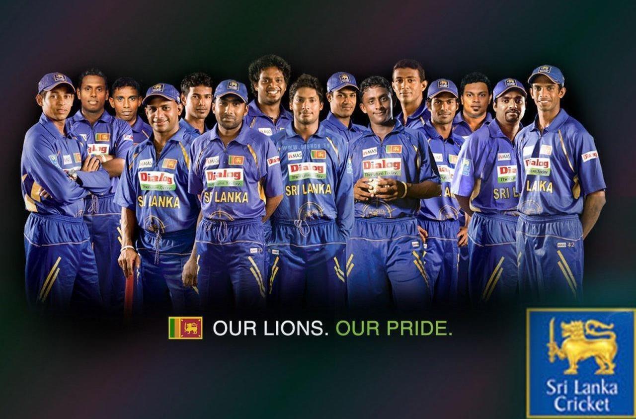 Sri Lankan cricket team arrive tomorrow