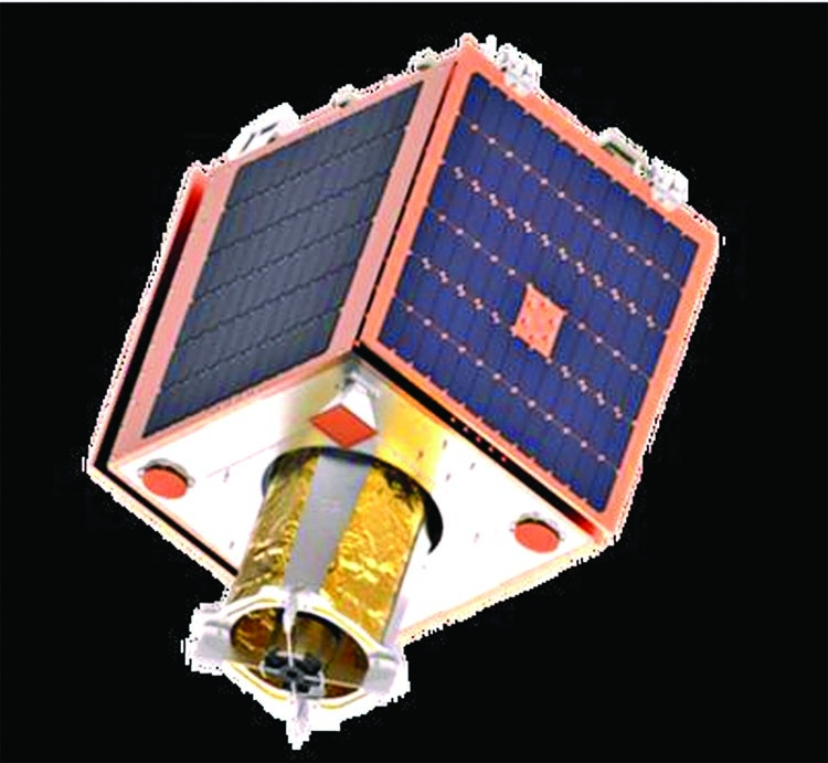 UK satellite to make movies from space