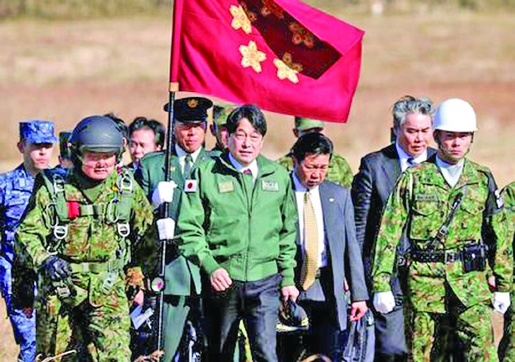 Japan protests to China over submarine