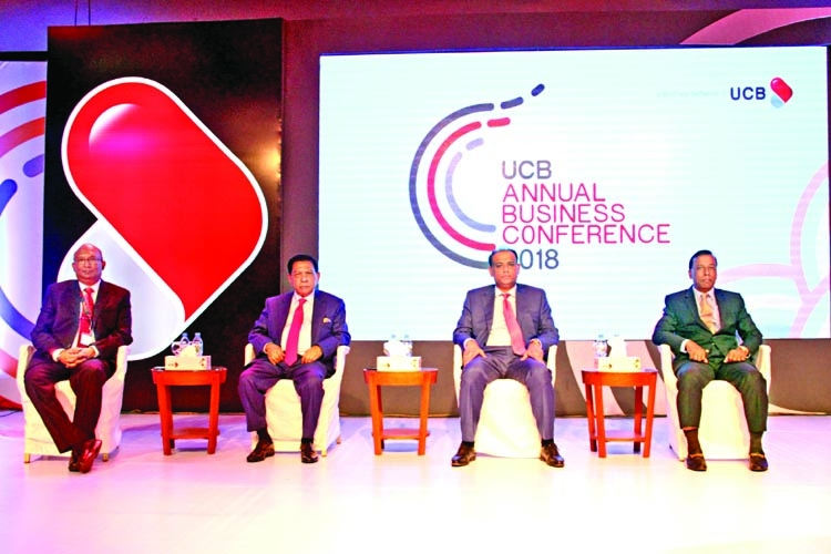 UCB organizes annual business conference
