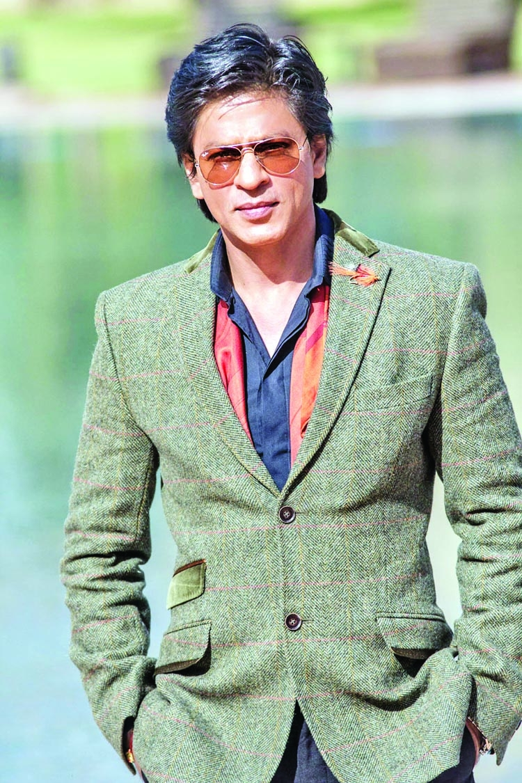 Shah Rukh Khan to be honored at Davos