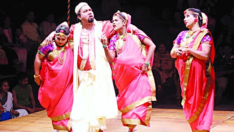 Sonai Madhab to be staged in India