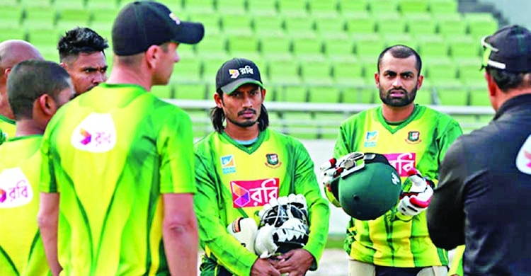 Tigers get ready for long journey ahead