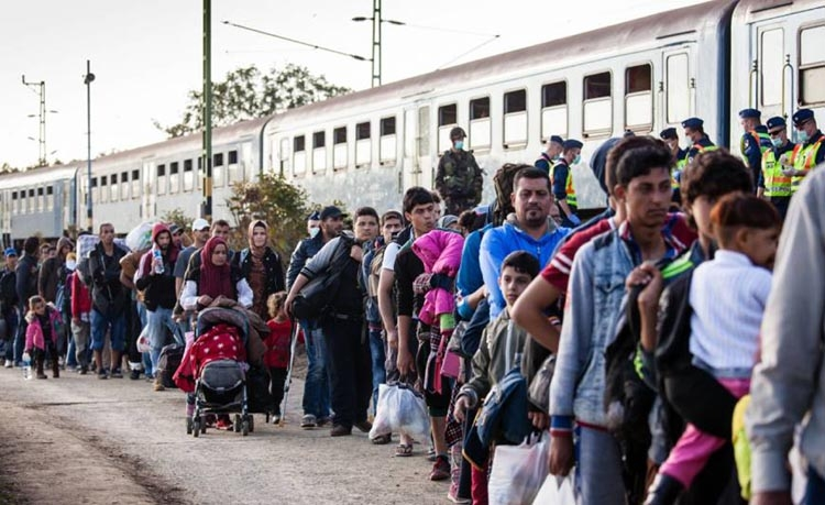 Toward a new global compact on migration