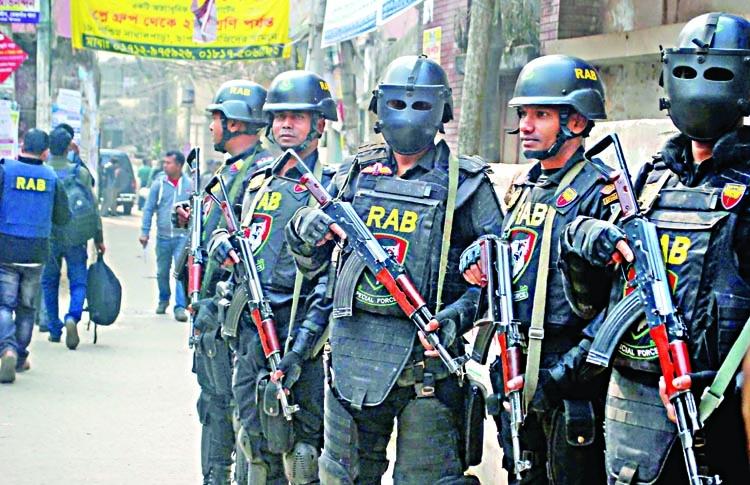 Suspects killed in Dhaka raid belong to JMB: RAB