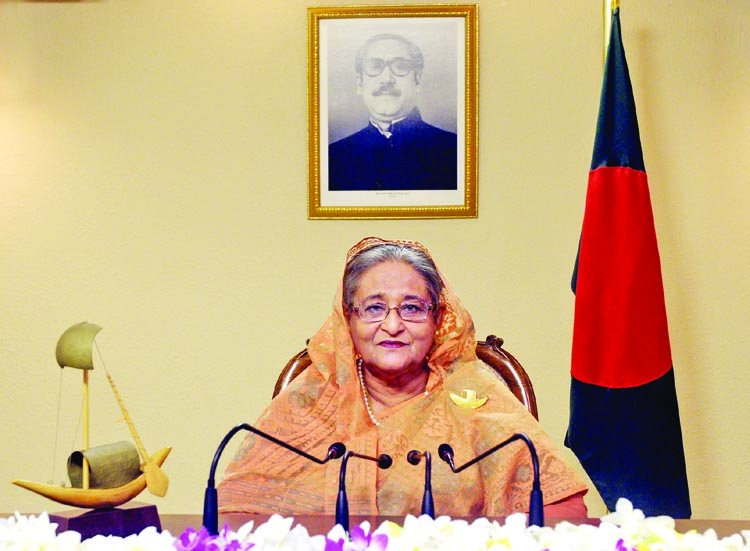 Next election as per Constitution: Hasina