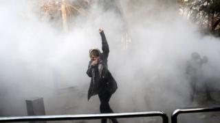 Iran vents anger at Trump sanctions move