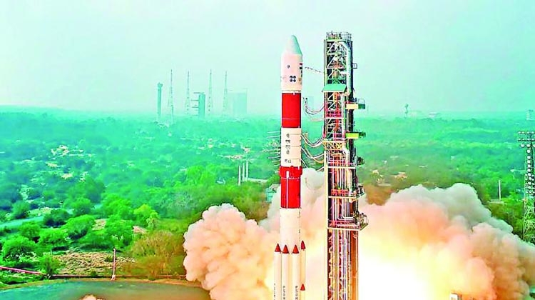India sends 100th satellite into space to watch borders