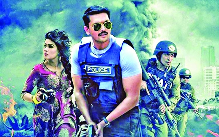 Dhaka Attack completes 100-day streak in theatres