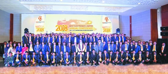 Annual Conference of Best Electronics held