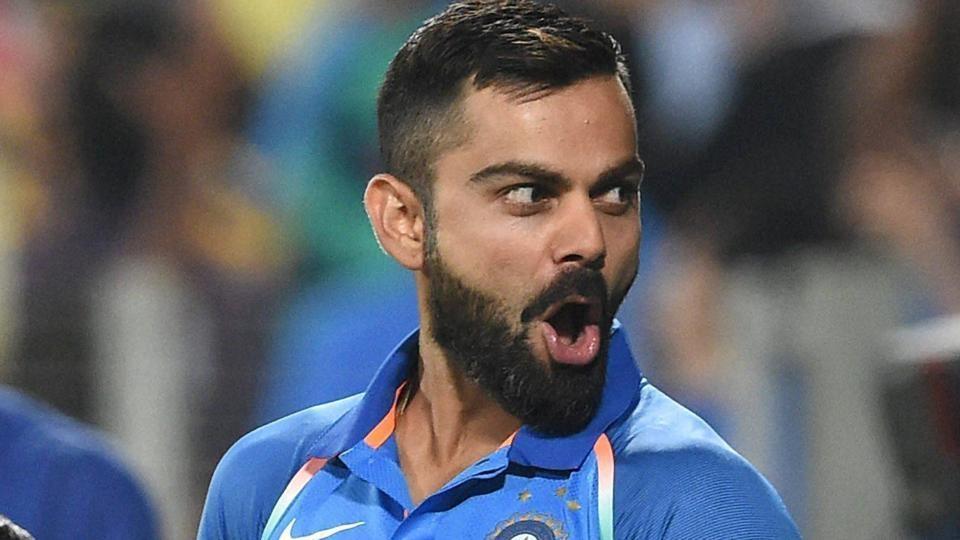 Virat Kohli fined 25pc of match fee