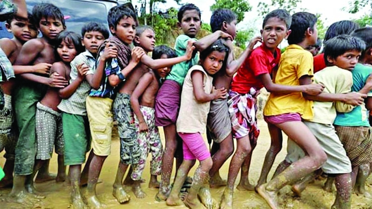 Over 5 lakh Rohingya kids going to face greater risk