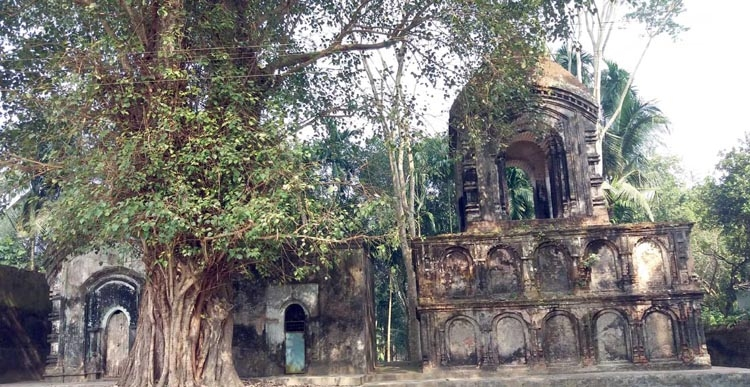Temple at Michael's maternal home needs renovation
