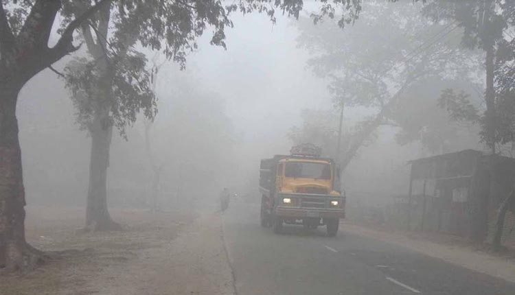 Cold wave increasing woes in Nilphamari