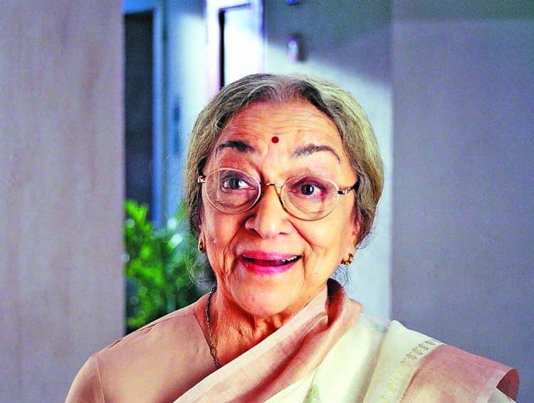 Favorite grandma Ava Mukherjee passes away