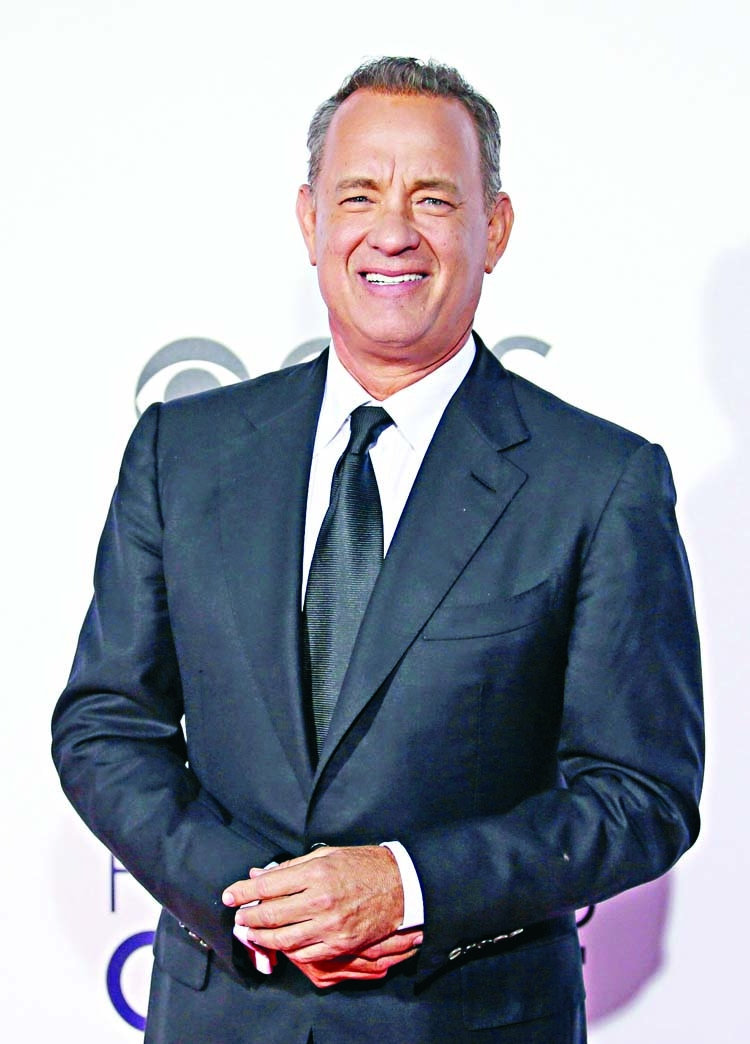 Tom Hanks hailed  as 'Greatest actor  of all time' by fans