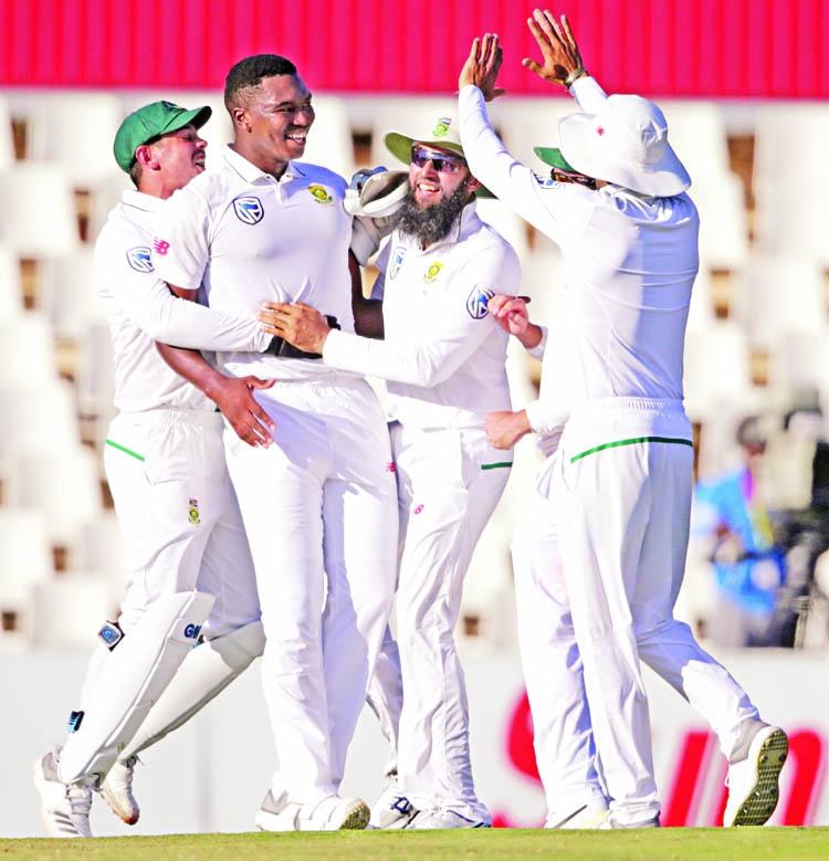 Ngidi pushes India to series defeat