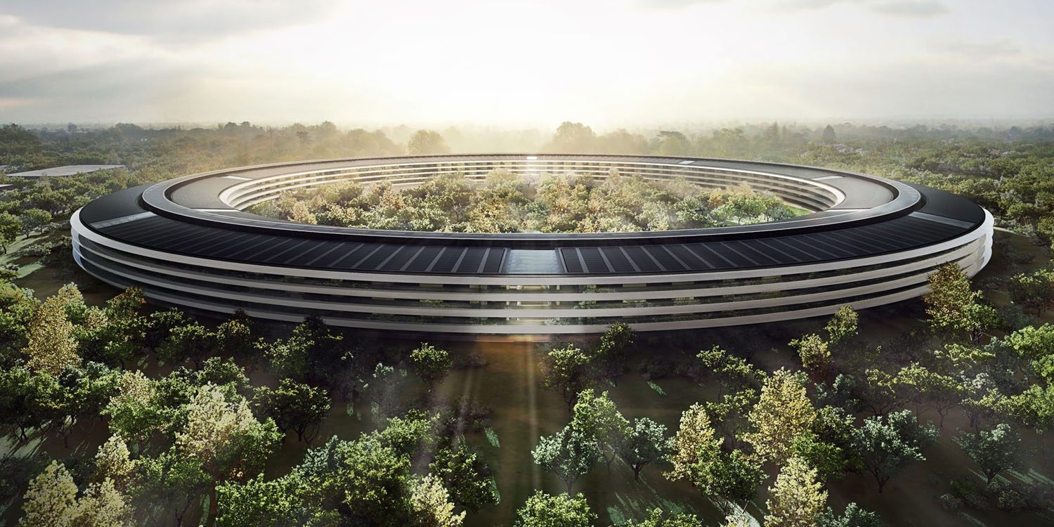Apple plans new US campus