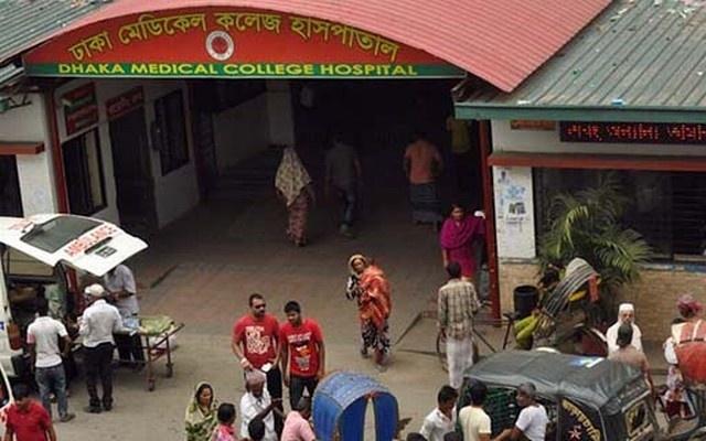 Two killed in Dhaka road crash