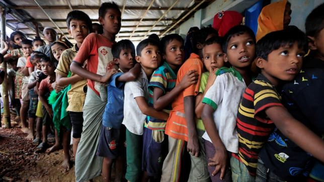 Rohingya crisis growing: WB