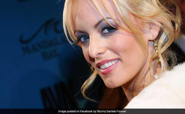 Porn star Stormy Daniels describes alleged affair with Trump