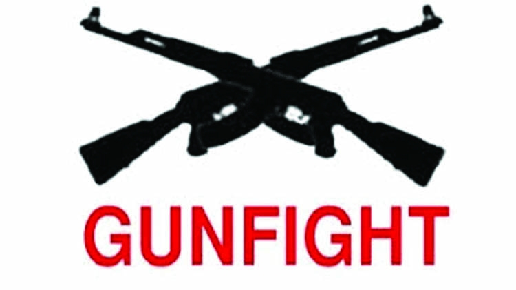 Four killed in 'gunfights'