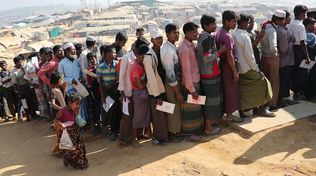 Rohingya repatriation can no way begin from Tuesday: Official