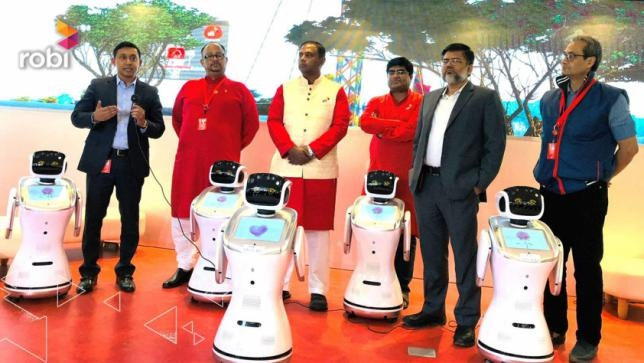 Robi introduces Robi-servicebot robots