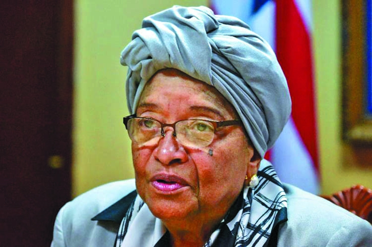 Africa elects 1st female president
