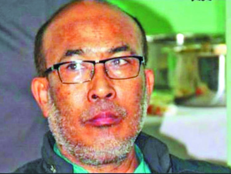 Manipur CM gives up VVIP lounge for pregnant woman
