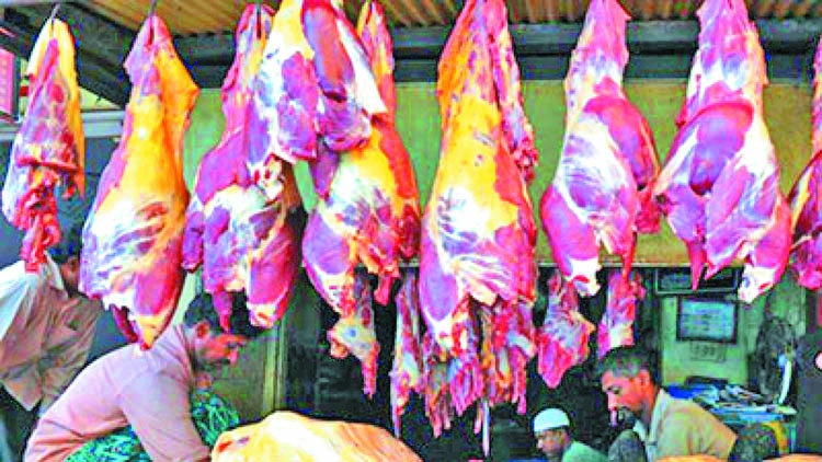 Traders oppose beef import
