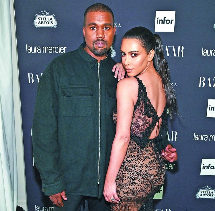 Kardashian-West name their third child Chicago