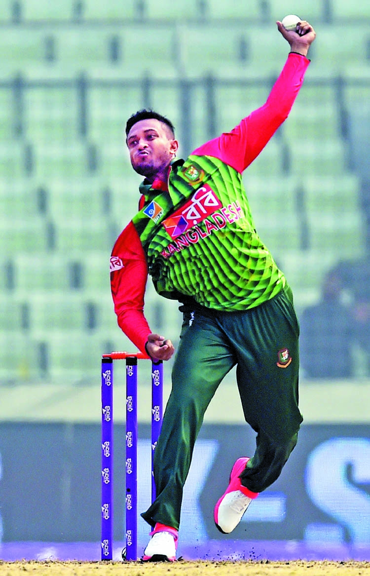 Six Bangladeshi cricketers in IPL auction