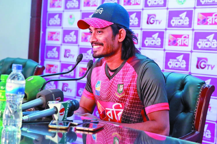 Anamul wants to fix his place in national team