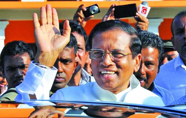 Sri Lanka president takes charge of economy