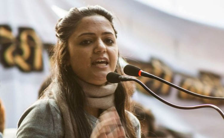 What it takes for a Kashmiri Muslim woman to be a political activist in Modi's India