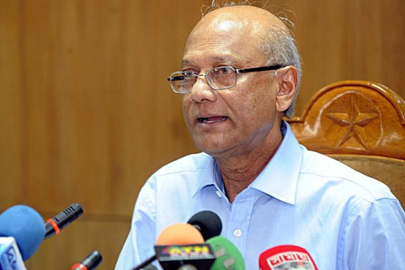 Detained officials to face legal action: Nahid